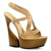SWAN-657 Taupe Suede